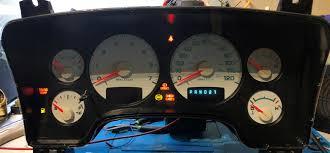 2004 Dodge Ram 1500 Instrument Cluster Lights 2003 2005 Dodge Ram 1500 Used Dashboard Instrument Cluster For Sale Mph