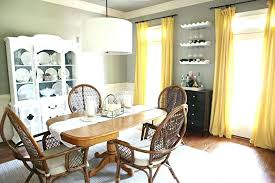 formal dining room curtains. curtains for dining room yellow walls grey and white formal m