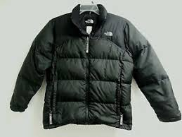 The North Face Quilted 600 Goose Down Jacket Coat Black Girls Sz ... & Image is loading The-North-Face-Quilted-600-Goose-Down-Jacket- Adamdwight.com