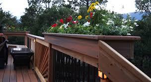 full size of deck railing flower box holder planter box plans diy planter box plans free