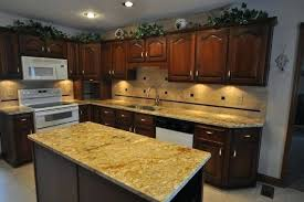 Granite Countertops And Backsplash Ideas Interesting Ideas