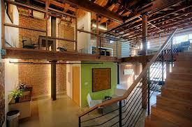 brick office furniture. Splendid Office Furniture Brick Loft Interior: Full Size