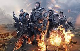 Gears Of War 3 Wallpaper - Best Wallpaper