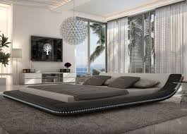 modern platform bed king. Cool King Size Modern Platform Bed