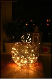 Glass Bowl Decoration Ideas EASY FIREFLIES This would just be pretty in the house Maybe in 46