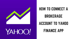 yahoo finance app. Contemporary Yahoo How To Connect A Brokerage Account Yahoo Finance App To