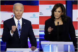 Image result for biden and harris