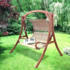 outdoor swing with canopy patio swings replacement outside