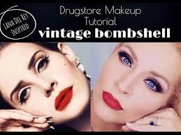 vine s lana del rey all makeup tutorial