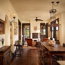 Clean, traditional crossed with rustic.