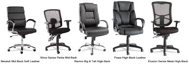 top alera series office chairs