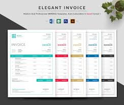 Ms Excel Invoice Invoice Template Invoice Design Ms Excel Auto Calculation Features Receipt Word Invoice Photography Invoice Business Invoice