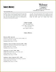 Salary Requirements Templates Cover Resume With Salary Requirements Example Put Letter Mysetlist Co