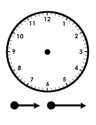 Printable Clock To Learn To Tell Time Via Freeology Free