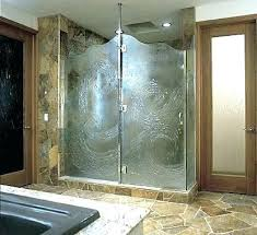 best way to clean shower glass doors cleaning door using lemon cleaner for hard water stains