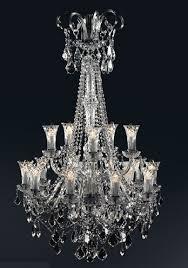 crystal designer hanging chandelier