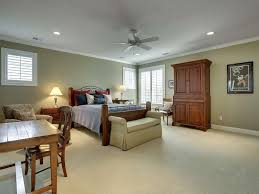 Master Bedroom Traditional Traditional Master Bedroom With Carpet Ceiling Fan In Eden