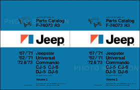 1953 1968 jeep cj repair shop manual original universal cj 3b 5 5a related items