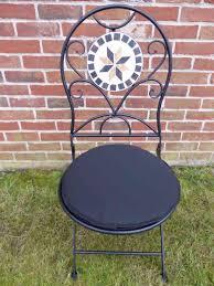 garden furniture cushion bistro chair round seat pad cushion 36x5