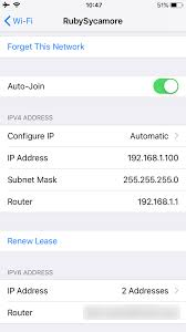 Phone And Address How To Find The Ip Address Of Your Android Or Iphone