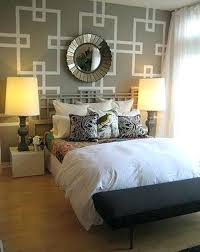 Bedroom Wall Design Ideas Custom Decorating Design