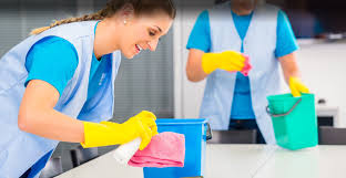 Image result for cleaning service should come in team