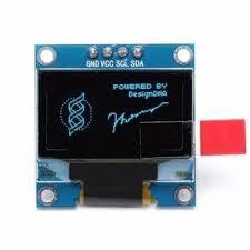 Generic Rsi <b>0.96 Inch 4Pin</b> Iic I2C Blue Oled Display Module For ...