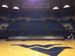Wvu Coliseum Seating Chart Wvu Coliseum Interactive Seating Chart