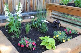 how to make an herb garden. Beautiful Herb RaisedHerbGarden4 Throughout How To Make An Herb Garden E
