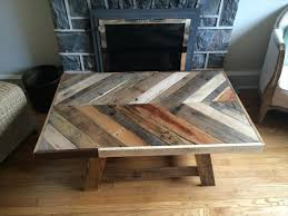 creative things to do with pallets. diy pallet chevron top coffee table creative things to do with pallets
