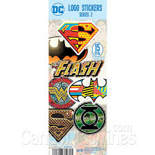 Vending Machine Sticker Refills Delectable Buy DC Comics Logo Vending Stickers Vending Machine Supplies For Sale