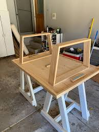 diy kids table with tzoid legs