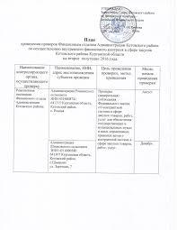 Администрация Кетовского района Курганской области Официальный  Информация о работе инспекции по осуществлению контроля в сфере закупок Кетовского района за второе полугодие 2015 год