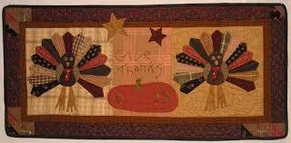 Dresden Turkey Mini-Quilt / Wall Hanging Pattern - Jan Patek ... & Dresden Turkey Mini-Quilt / Wall Hanging Pattern Adamdwight.com