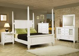 White bedroom furniture for adults - Interior Design