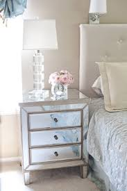 white and mirrored furniture. mirrored dresser would be beautiful in a walk closet white and furniture r