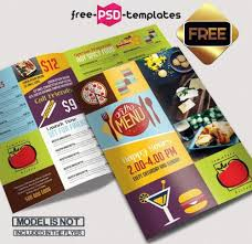 Downloadable Brochure Templates 85 Premium And Free Psd Tri Fold Bi Fold Brochures Templates For