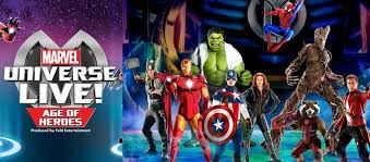 Marvel Universe Live Xl Center Hartford Ct Tickets