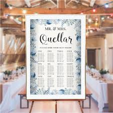 Digital Seating Chart Wedding Seating Charts Wedding Birthday Party Or Classroom