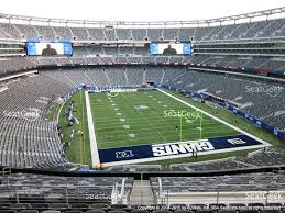 New York Giants 3d Seating Chart Metlife Stadium Seating Chart 3d View C Metlife 3d Seating