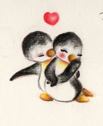 cute penguins in love. Exellent Love Penguin Love By Bambi28 On DeviantART And Cute Penguins In