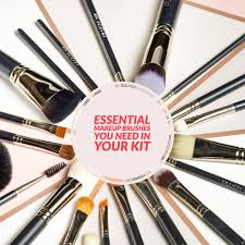 essential makeup brushes you must have in your makeup kit