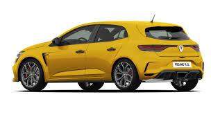 2018 renault clio sport. brilliant renault renault megane rs 2017 render front rear inside 2018 renault clio sport