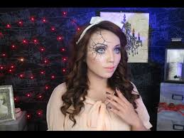 ed doll makeup tutorial