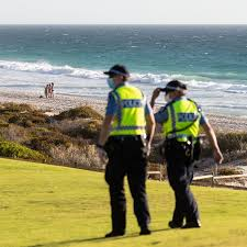 Cinemas, entertainment venues and casinos. Australia Puts Perth In Lockdown Over One Covid Case The New York Times