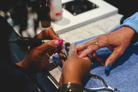 best black nail techs salons in the