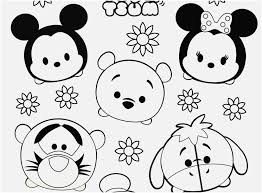 Mickey mouse coloring pages are needed for your kids to value their life enjoying their day. Tsum Tsum Coloring Pages Footage Disney Tsum Tsum Mickey Tsum Tsum Mickey Coloring Pages 827x609 Wallpaper Teahub Io