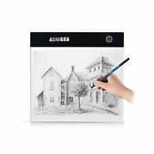 portable a5 led light drawing tracing