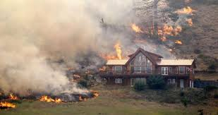 Image result for california wildfires burning houses