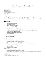 Administrative Assistant Resume Skills Filename Port By Key